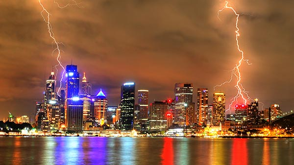City or suburbs, the story is just the same - Surge protectors can save money, lives and property.